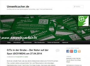 Umweltcacher_Screenshot