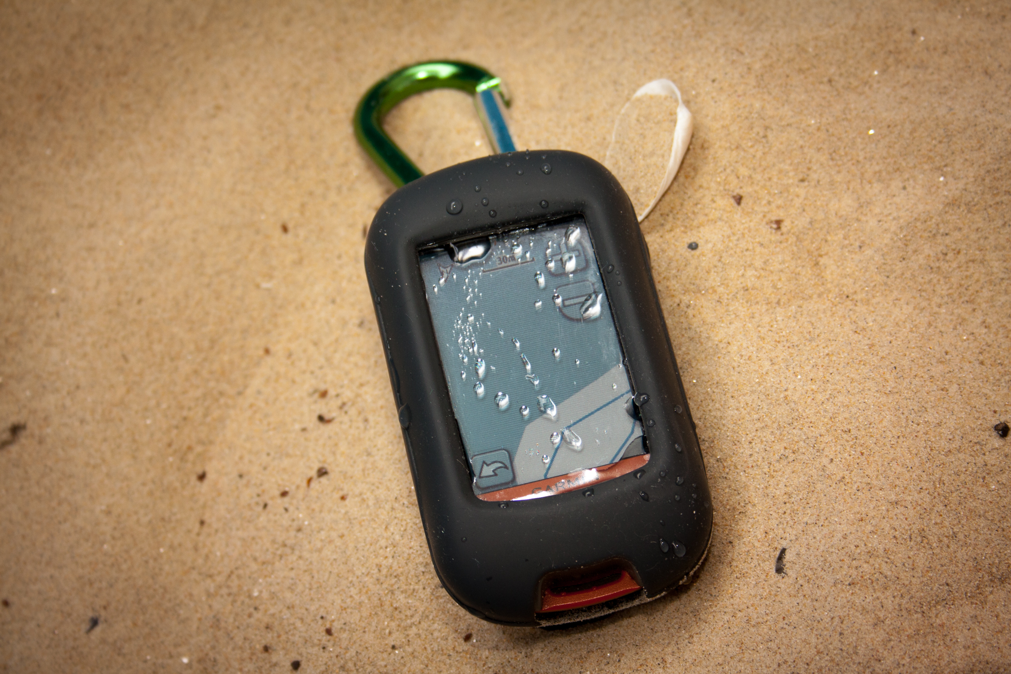 Outdoor-GPS für Einsteiger