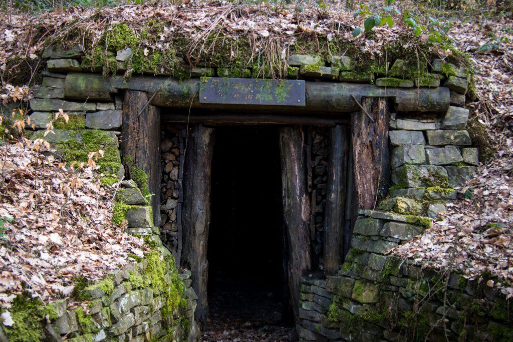 Grube Silberhardt und Bergbauwanderweg