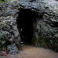 Kluterthöhle in Ennepetal - Höhleneingang
