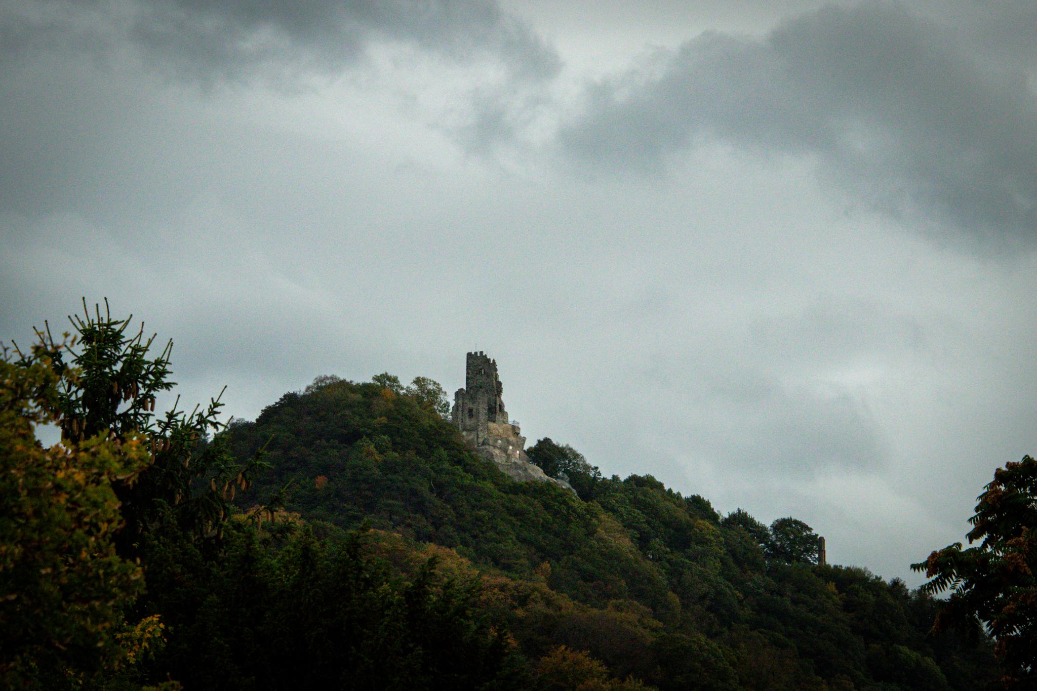 Köngswinter - Drachenfels - Burgruine