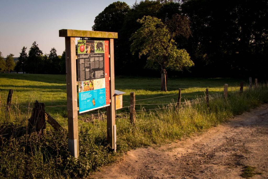 Unterwegs im Bergischen Wanderland: Streifzug Nr. 4 - Leichlinger Obstweg