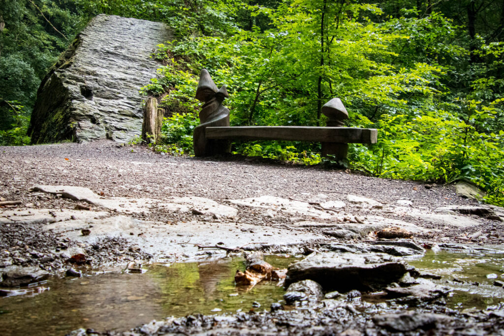 Wandern rund um die Müngstener Brücke
