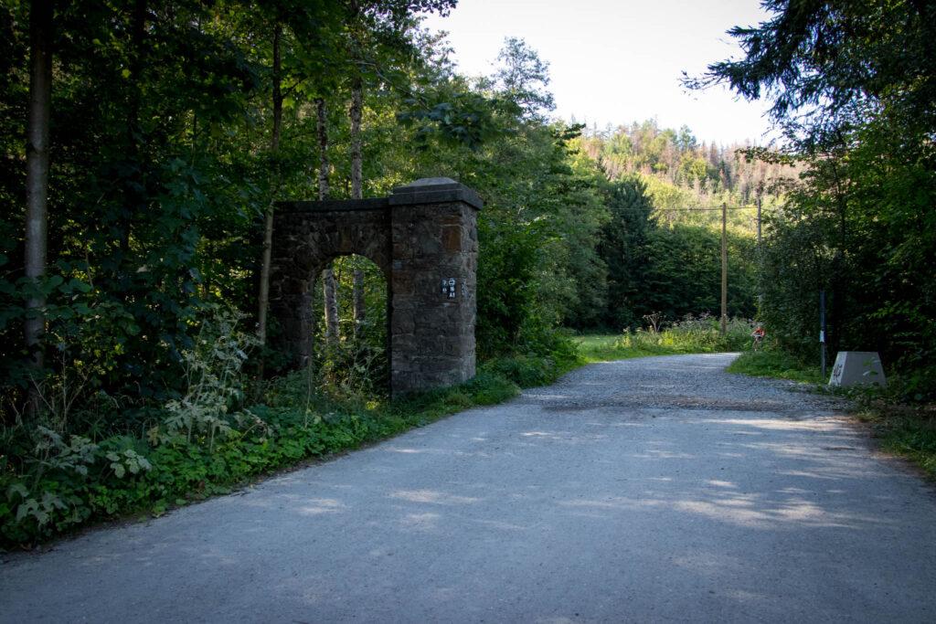 Altenberg - Helenental - Pulvermühle - Dhünntalsperre