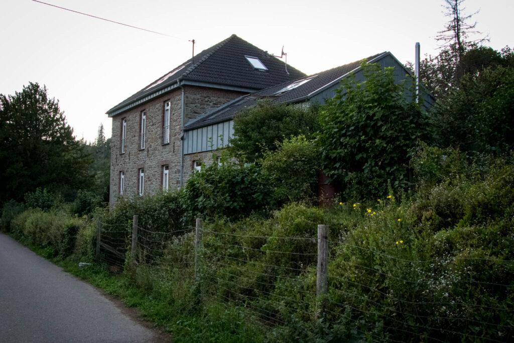 Altenberg - Helenental - Pulvermühle - Dhünntalsperre - Schöllerhof