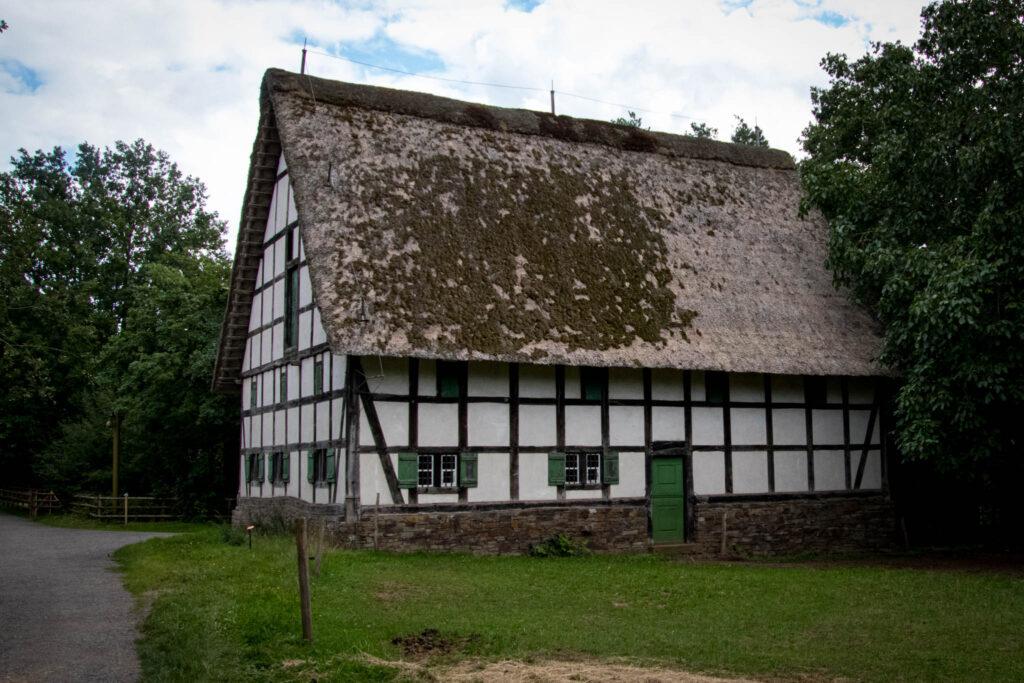 Freilichtmuseum Kommern - Historische Gebäude aus der Rheinprovinz