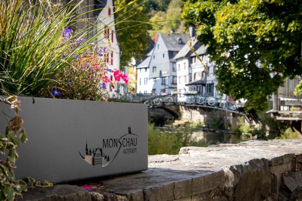 Wandern in Monschau - Impressionen