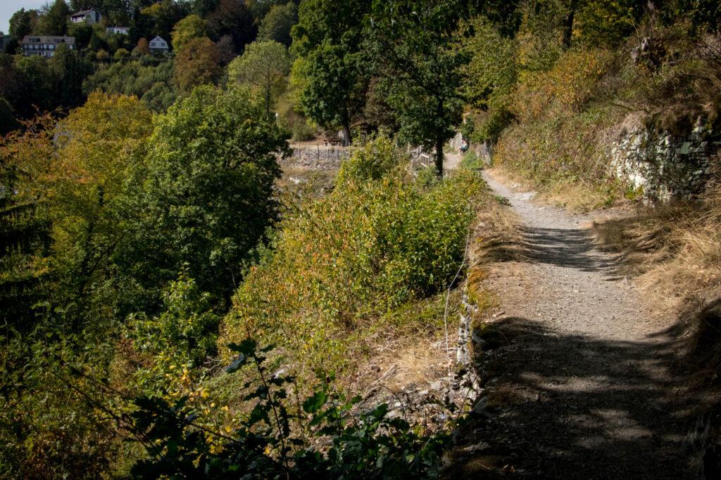 Wandern in Monschau - Panoramaweg