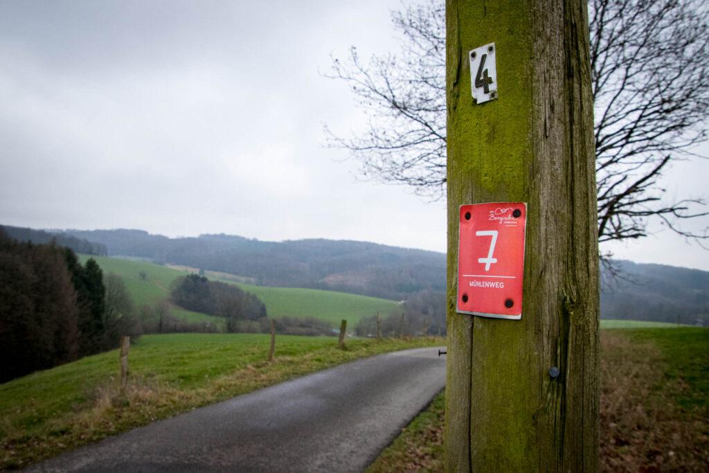 Streifzug #7 - Mühlenweg Kürten