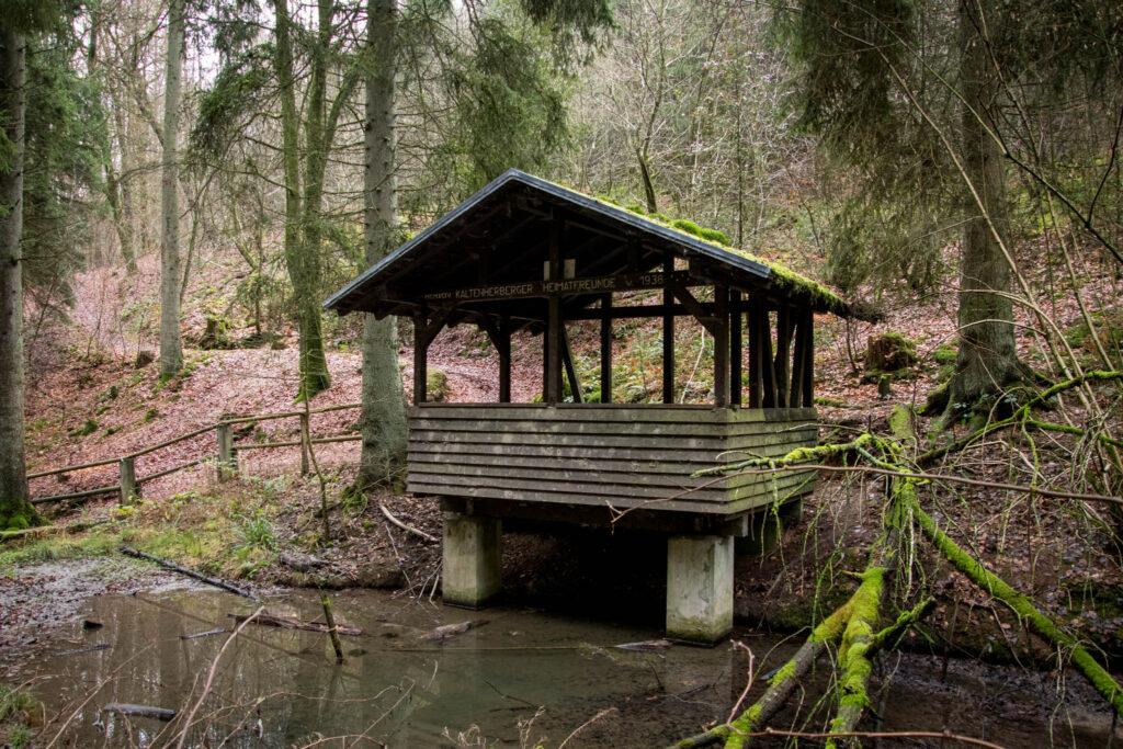 Wanderung durch das Eifgental von Burscheid Bellinhausen aus