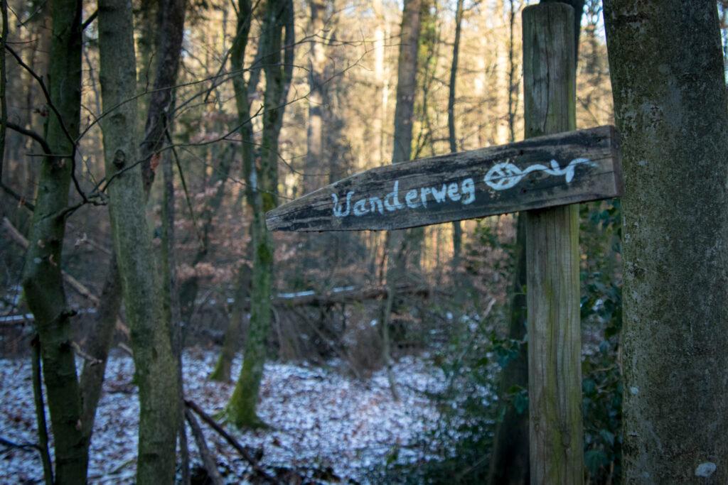 Wandern zwischen Bergisch Gladbach und Bensberg - Gruben und Schlösser